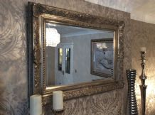 Ornate Decorative Stunning Mirror CHOICE OF SIZE & COLOUR Bargain